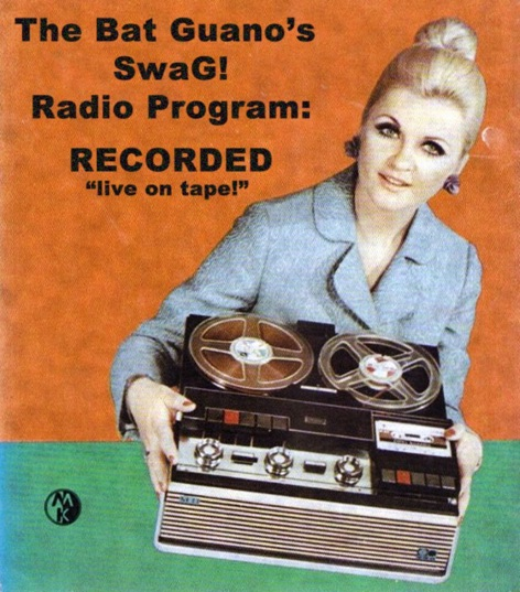 Recordings of Live Radio: for when you cannot listen live